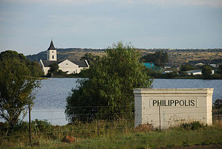 Philippolis Place in Free State, South Africa