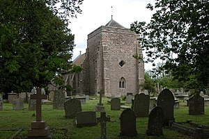 Dorstone - Image: Dorstone Church geograph.org.uk 289501