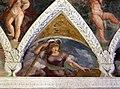 Dosso e battista dossi, andito del palazzo magno di bernardo cles, lunette con divinità 07 atena.jpg