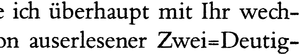 Double hyphen - Image: Double Hyphen in a work from Arno Schmidt