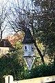 Dovecote in the garden - geograph.org.uk - 1597451.jpg