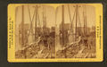 Down the River, from Oneida St. Bridge, by Bennett, H. H. (Henry Hamilton), 1843-1908.png