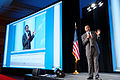 Dr Ben Carson at the Southern Republican Leadership Conference, Oklahoma City, OK May 2015 by Michael Vadon II 04.jpg