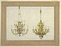 Drawing, Design for Two Gilt Bronze Chandeliers, 1777 (CH 18297647).jpg