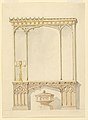 Drawing, Design for a sideboard, 1830 (CH 18609271).jpg