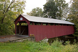 Dreese's Covered Bridge - Image: Dreese's Covered Bridge