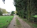 Driveway to the Waveney Valley Holiday Park - geograph.org.uk - 1779585.jpg