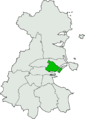 Dublin North Central Dáil Éireann constituency.png