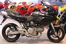 Ducati Scrambler First Bike