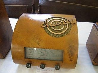 Ducati Energia - 1942 Ducati radio