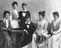 Duchess Maria Josepha with her children.jpg