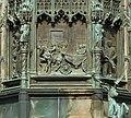 Duke of Buccleuch Statue Pedestal detail 07.JPG