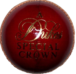 British Cricket Balls Ltd - A Dukes cricket ball