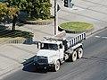 Dump truck; Dnipro, Ukraine; 02.09.19.jpg
