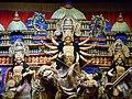 DurgaPuja2016 - Durga Idol of Sree Bhumi 03.jpg