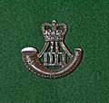 Durham Light Infantry cap badge (Queens crown).jpg