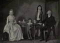 Dutch Painting in the 19th Century - Rienk Jelgerhuis - A Family Group.png