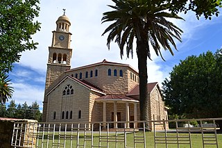 Wolmaransstad Place in North West, South Africa
