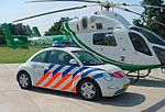 Dutch police car with German helicopter 01.JPG