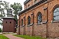 Dzwonnica, kościół parafialny, Zalas A-294 M 06.jpg