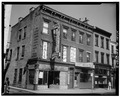 EAST FRONT - 813-815 Vine Street (Commercial Building), Cincinnati, Hamilton County, OH HABS OHIO,31-CINT,72-2.tif