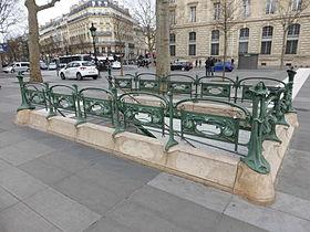 République (métro de Paris) — Wikipédia