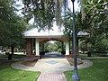 E Peck Greene Park structure.JPG