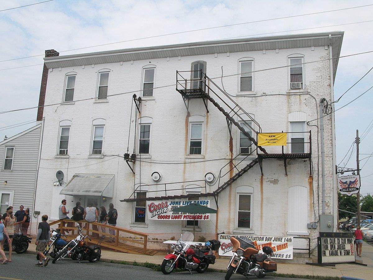 Motel  Pennsylvania