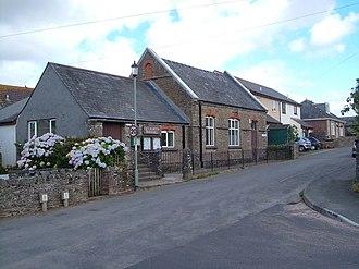 East Allington - East Allington parish hall