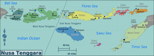 East Nusa Tenggara regions map.png