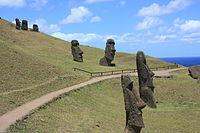 Easter Island, Rano Raraku, moais (6691031187).jpg