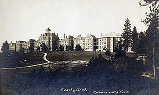 Eastern State Hospital (Washington) Hospital in Washington, United States