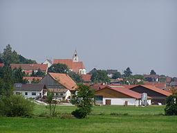 Ebershausen von Süden
