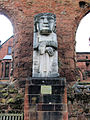 Ecce Homo Statue, The Old Cathedral, Coventry.jpg