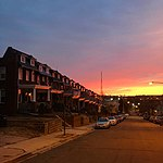 Eckington DC sunrise (26148344078).jpg