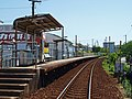 Edagawa station, Dosan-line 01.JPG