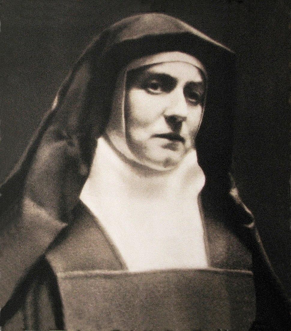Edith Stein (ca. 1938-1939)
