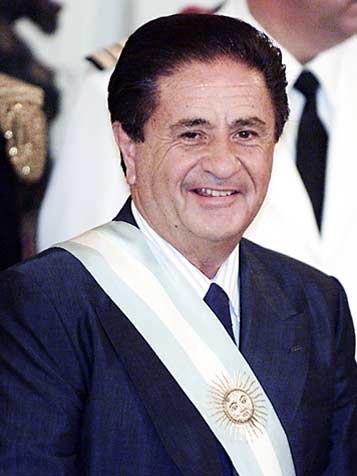 Eduardo duhalde presidente