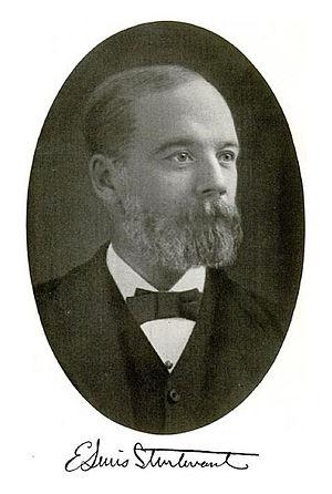 Edward Lewis Sturtevant - Image: Edward Lewis Sturtevant 1919