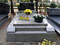 Edward Gronczewski Przepiórka - Zinaida Gronczewska Nika - Cmentarz Wojskowy na Powązkach (113).JPG