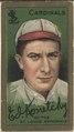 Edward Konetchy, St. Louis Cardinals, baseball card portrait LCCN2008677420.tif