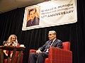 Edward R. Murrow Program participants meet with Bob Woodward (21880427323).jpg