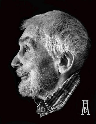 Edwin Morgan (poet) - Image: Edwin Morgan by Alex Boyd