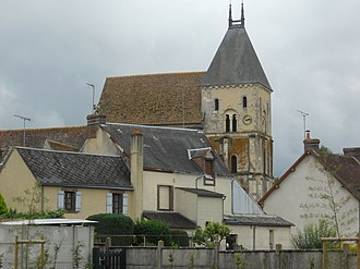 Ceton - The church in Ceton