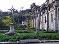Eglise de Peyrehorade vue 6 jardin à gauche.jpg