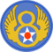 Eighth Air Force - Emblem (World War II)