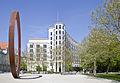El Anillo y el hotel Charles, Múnich, Alemania, 2012-04-30, DD 01.JPG