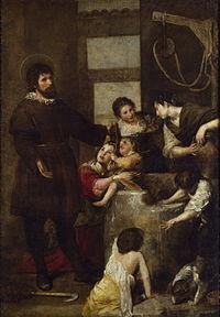 El milagro del pozo. Alonso Cano (1638-1640).jpg
