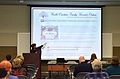 """Electronic Records Conference, November 3-4, 2011 at the McKimmon Center in Raleigh, NC. """"North Carolina Family Records Online""""- Druscie Simpson, N.C. Department of Cultural Resources State Archives. (6331013313).jpg"""