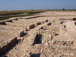 Catalonia - Iberian fortress Els Vilars in Arbeca